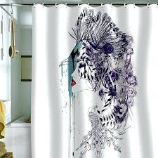 unique shower curtains nz refreshing curtain designs for the modern bath