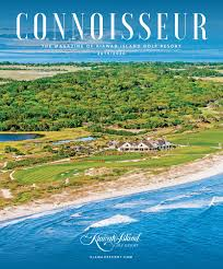 Connoisseur The Magazine Of Kiawah Island Resort 2019 By