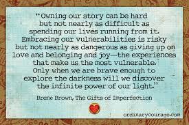 Brene Brown Vulnerability Quotes Delectable Brene Brown Quotes Journeying With Sensitivity