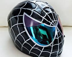 custom helmet airbrush painted for motorcycle by customhelmet2014