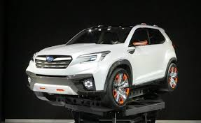 2018 subaru ascent suv. plain subaru 2018 subaru ascent spied reviews to subaru ascent suv