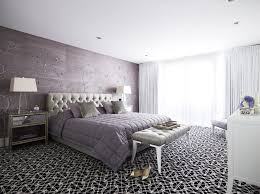 Lavender And Black Bedroom Designer Spotlight Greg Natale