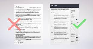 Resume With Work Experience How to List Work Experience on Your Resume [24 Examples] 1