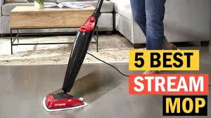 5 best stream mop for hardwood floors best steam cleaner for home the best steam mop review