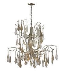 elk 14056 6 6 nimbus 12 light 40 inch antique silver chandelier ceiling light