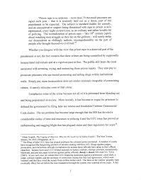 the purpose driven life sentence prisonreformblog  elias 20160526 0006 essay by craig elias 20160526 0007