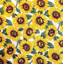 Sunflower Pattern New American Apparel's Sunflower Pattern SunflowersMy Favorite