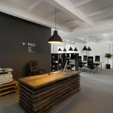 Inspiring minimalist front office furniture ideas Architecture Modern Office Front Desk Design With Unique Wooden Design Ideas Front Office Ideas Inspiring Minimalist Wpmaverick Inspiring Minimalist Front Office Furniture Ideas Wpmaverick