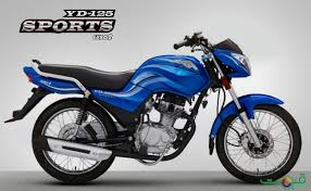 dyl yd 125 sports bike price in pakistan with review and pics