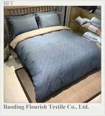 eco friendly wedding luxury 100 cotton super king size big flower 100 cotton bedding set