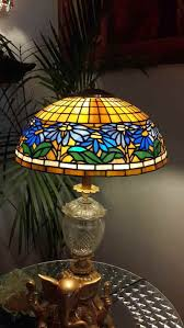 stained glass tiffany style lamps