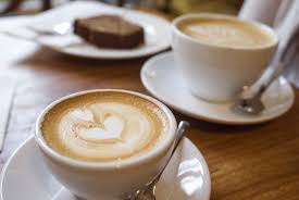 two coffee cups with coffee. Modren Coffee Coffee And Glaucoma U201c12 Cups Of Coffee Is Probably Fine Butu2026u201d   Discovery Eye Foundation Throughout Two Cups With