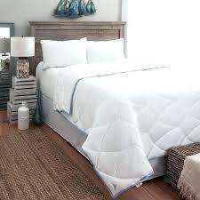 down alternative cooling duvet insert king blanket reviews