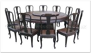 large round dining table seats 12 iron wood throughout for design 10 large round dining room
