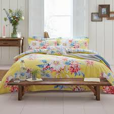 whitle fl super kingsize duvet cover yellow