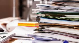 desk office file document paper. Desk Office File Document Paper Papers On . D