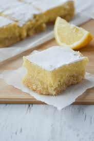 this recipe for keto lemon bars is an absolute low carb dream with only 4g