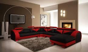 impressive designs red black. Accessories: Charming Red Room Design Ideas Living Wall Decor Rooms Mocha Walls Brown Curtain For Impressive Designs Black