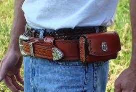 r 8 6f fowler cowboy western leather rig