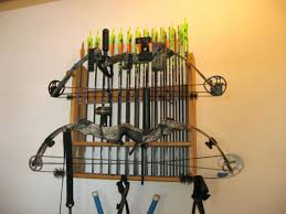 compound bow rack compound bow wall rack ideas 3 2 bows and arrows compound bow rack compound bow rack wall
