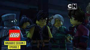 Dyers Island | Lego Ninjago Season 2 Episodes