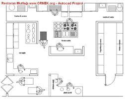 Autocad Kitchen Design Impressive Endüstriyel Mutfak Plan çizimi Architecture In 48 Pinterest