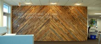 office wood paneling. Antique Reclaimed The Naturals Wood Paneling - Rocky Mountain Mosaic Office O