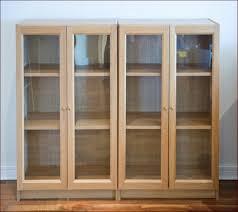 image of ikea curio cabinet with glass doors ikea