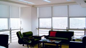 office curtains. Choosing Curtain Or Blinds For Office Curtains A