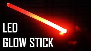 How To Make 3w Led Glue Stick Light Lamp Sward Easy Way
