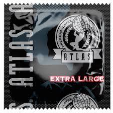Atlas Extra Large Condoms