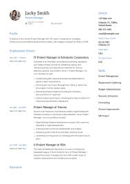 Project Templates Word Project Manager Resumee Engineering Midlevel Sample For
