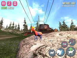 goat sim 2 it runs very smooth even on my ipad 3 which i m noticing more and more games that it can t quite handle which is a big plus for me