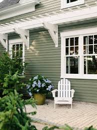 green exterior house paint35 ways to use sage green  Famous interior designers Celebrity