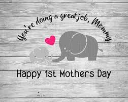 Free svg designs | download free svg files for your own. First Mothers Day Svg Etsy