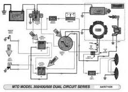 craftsman lawn tractor ignition wiring diagram images lawn tractor ignition switch wiring diagram