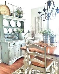 shabby chic breakfast table dining chair