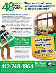 renewal by andersen prices. Exellent Renewal 48HOUR  In Renewal By Andersen Prices A