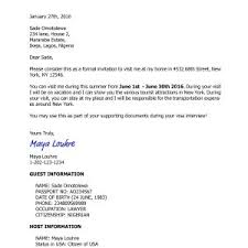 Invitation Letter Sample Template Archives - Arsyan.co Valid ...