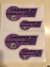 Discussion Any New Tesla Owners In Ca Get Your Purple Decals Just