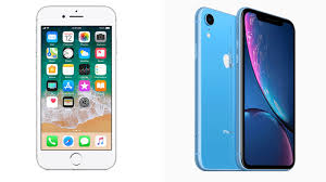 Iphone Actual Size Comparison Chart Iphone 7 Vs Iphone Xr Macworld Uk