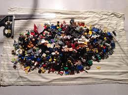 Sale On Legos Breaking Down A Bulk Lego Lot To Maximize Minifigure Profits