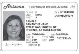 Accommodating - Licenses Driver's com Az Ktar Temporary Tsa