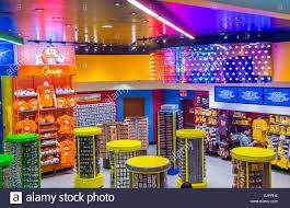 The M M World Store In Las Vegas Strip Stock Photo 80252288 Alamy