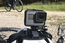 Image result for GoPro Hero 6 12MP 4K Ultra HD Action Camera Black - CHDHX-601