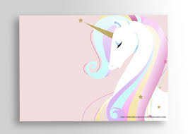 Party Invitation Images Free Unicorn Party Invitations Free Free Printable Golden Unicorn
