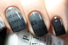 Gray nail polish Nail Polish