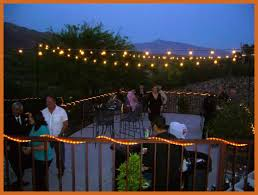 garden party lighting ideas. Marvelous Patio Lights On A Balmy Evening My Tucson Wedding Of Outdoor Ideas Style And Inspiration Garden Party Lighting