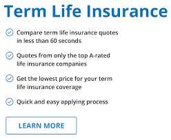 Fixed Term Life Insurance Quotes