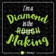 It Works Diamond Pin On Career Stuff